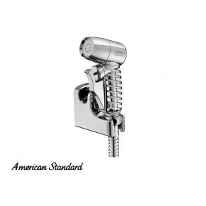 아메리칸 / 2구 앵글밸브 세트 욕실 스프레이건 FJ7065