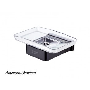 아메리칸 / 큐브-P 비누대(블랙무광) / FH0600