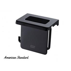 아메리칸 / 큐브-P 휴지걸이(블랙) / FH0600